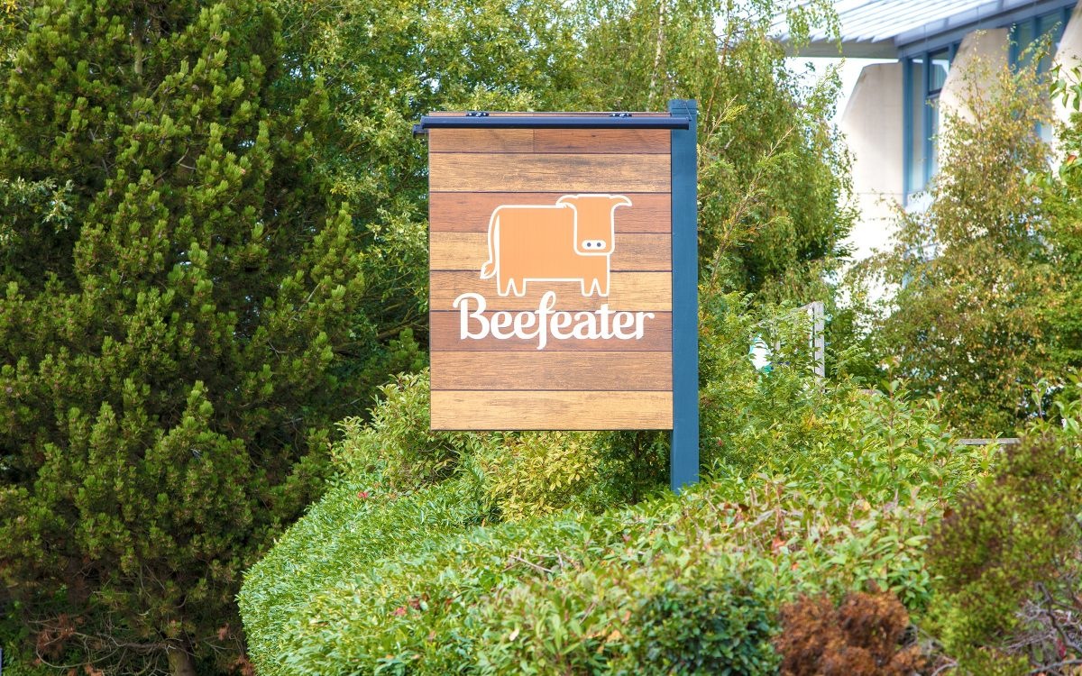 Location Small Beefeater